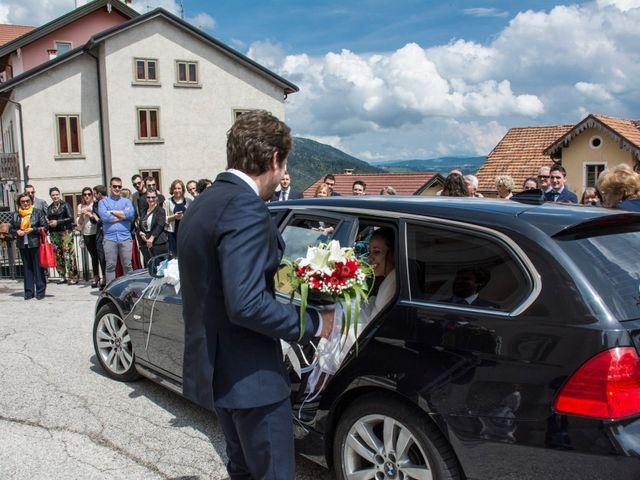 Il matrimonio di Cristiano e Valentina a Tonezza del Cimone, Vicenza 35