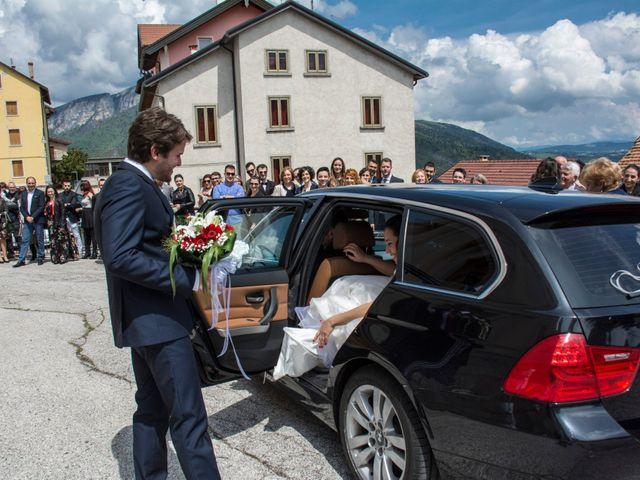 Il matrimonio di Cristiano e Valentina a Tonezza del Cimone, Vicenza 36
