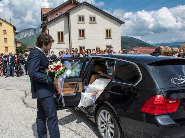 Il matrimonio di Cristiano e Valentina a Tonezza del Cimone, Vicenza 37