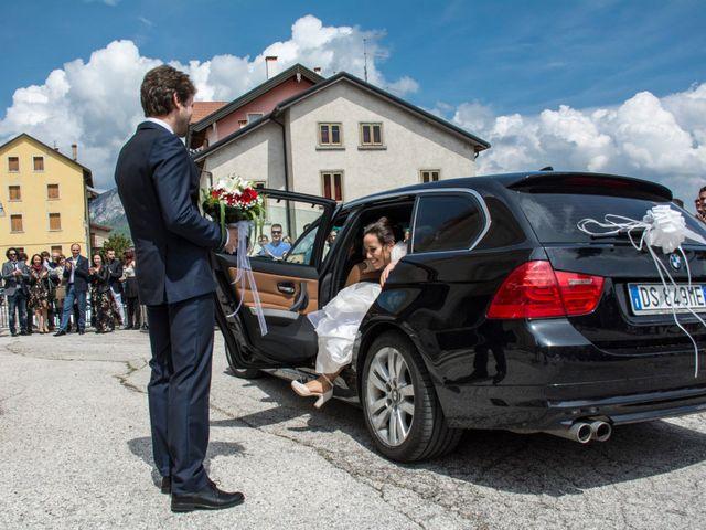 Il matrimonio di Cristiano e Valentina a Tonezza del Cimone, Vicenza 40