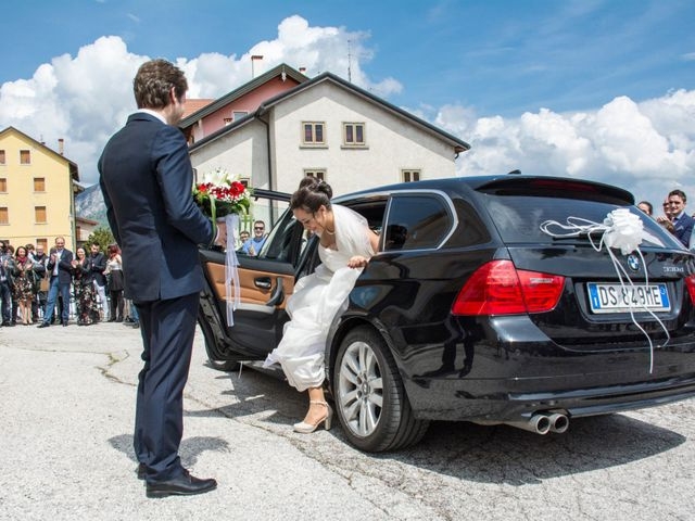 Il matrimonio di Cristiano e Valentina a Tonezza del Cimone, Vicenza 41