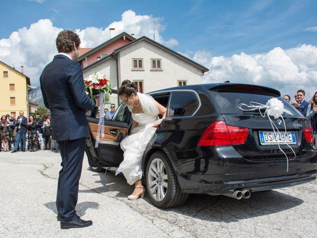 Il matrimonio di Cristiano e Valentina a Tonezza del Cimone, Vicenza 42