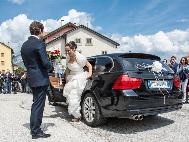 Il matrimonio di Cristiano e Valentina a Tonezza del Cimone, Vicenza 43