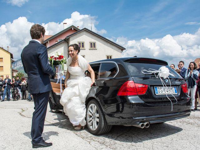 Il matrimonio di Cristiano e Valentina a Tonezza del Cimone, Vicenza 44