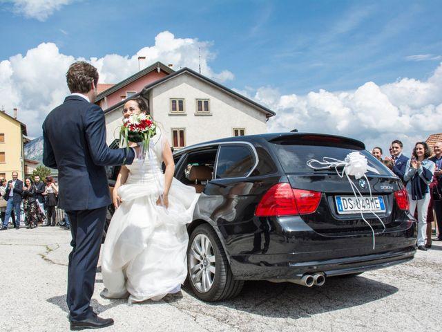 Il matrimonio di Cristiano e Valentina a Tonezza del Cimone, Vicenza 45