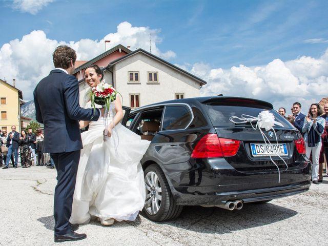 Il matrimonio di Cristiano e Valentina a Tonezza del Cimone, Vicenza 46