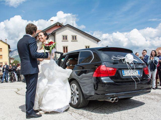 Il matrimonio di Cristiano e Valentina a Tonezza del Cimone, Vicenza 47