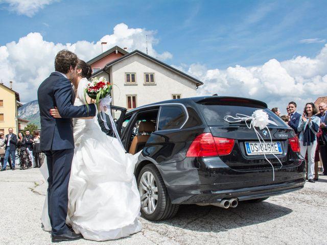 Il matrimonio di Cristiano e Valentina a Tonezza del Cimone, Vicenza 48