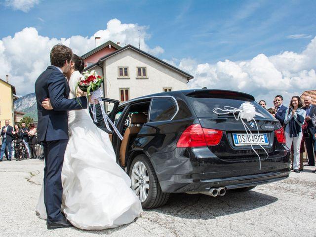 Il matrimonio di Cristiano e Valentina a Tonezza del Cimone, Vicenza 49