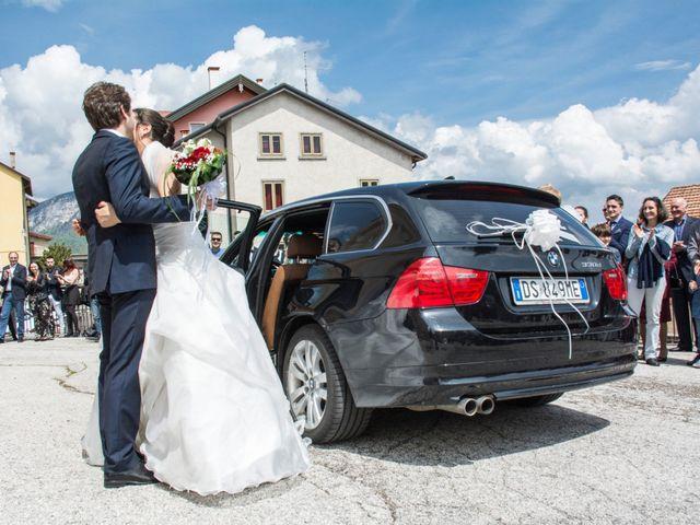 Il matrimonio di Cristiano e Valentina a Tonezza del Cimone, Vicenza 50