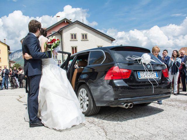 Il matrimonio di Cristiano e Valentina a Tonezza del Cimone, Vicenza 51