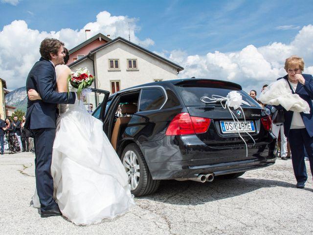 Il matrimonio di Cristiano e Valentina a Tonezza del Cimone, Vicenza 52
