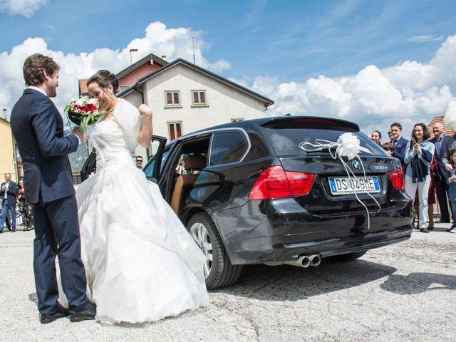 Il matrimonio di Cristiano e Valentina a Tonezza del Cimone, Vicenza 53