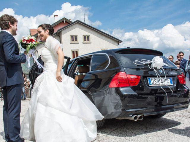 Il matrimonio di Cristiano e Valentina a Tonezza del Cimone, Vicenza 54