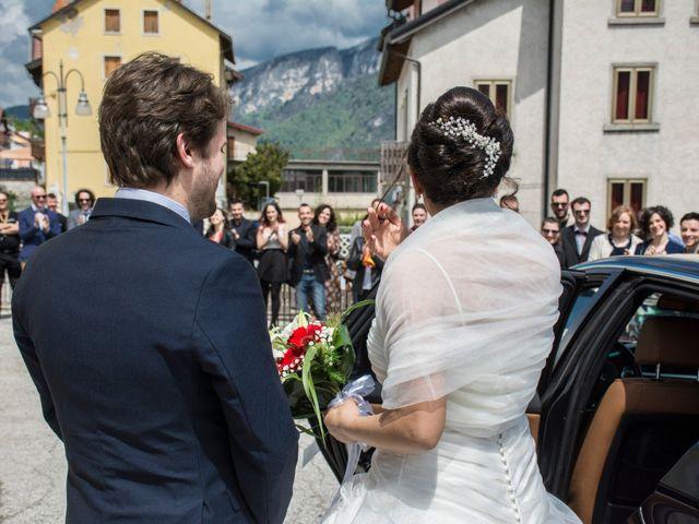 Il matrimonio di Cristiano e Valentina a Tonezza del Cimone, Vicenza 55