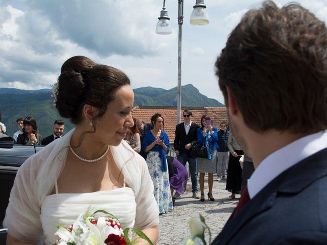 Il matrimonio di Cristiano e Valentina a Tonezza del Cimone, Vicenza 56