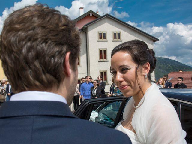 Il matrimonio di Cristiano e Valentina a Tonezza del Cimone, Vicenza 58