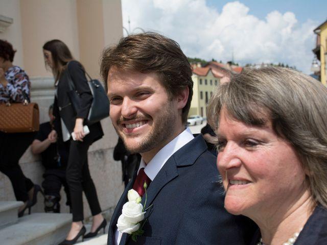 Il matrimonio di Cristiano e Valentina a Tonezza del Cimone, Vicenza 59