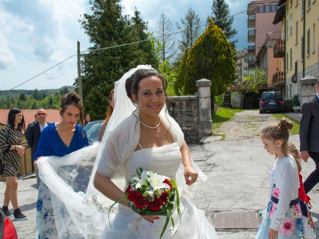 Il matrimonio di Cristiano e Valentina a Tonezza del Cimone, Vicenza 60