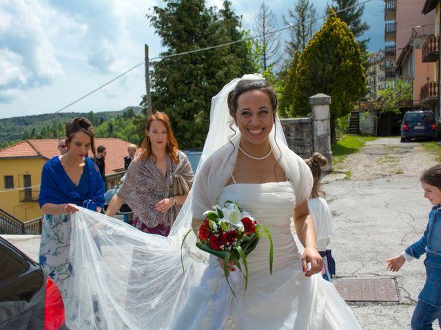 Il matrimonio di Cristiano e Valentina a Tonezza del Cimone, Vicenza 61