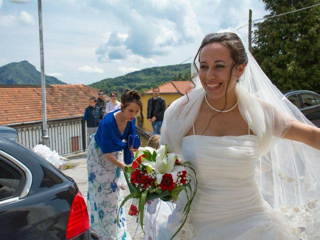 Il matrimonio di Cristiano e Valentina a Tonezza del Cimone, Vicenza 62