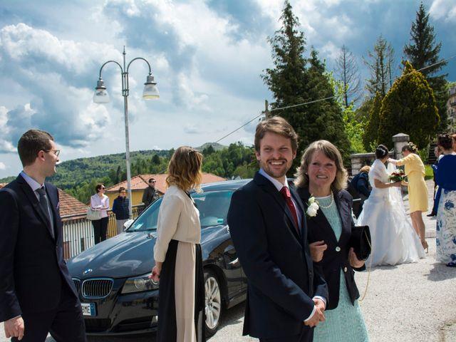 Il matrimonio di Cristiano e Valentina a Tonezza del Cimone, Vicenza 63