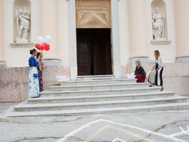 Il matrimonio di Cristiano e Valentina a Tonezza del Cimone, Vicenza 104