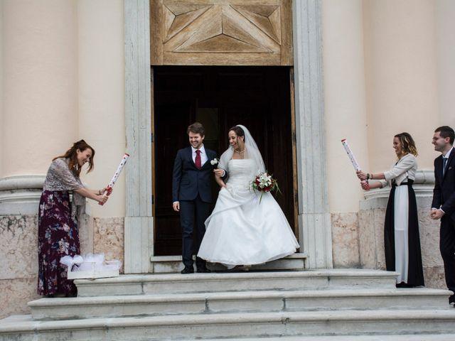 Il matrimonio di Cristiano e Valentina a Tonezza del Cimone, Vicenza 108