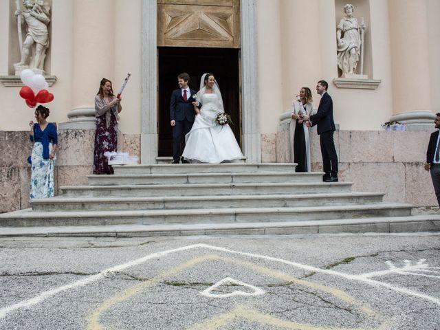 Il matrimonio di Cristiano e Valentina a Tonezza del Cimone, Vicenza 112
