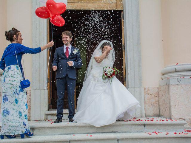 Il matrimonio di Cristiano e Valentina a Tonezza del Cimone, Vicenza 113