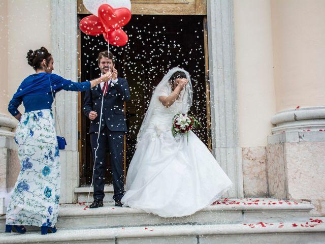 Il matrimonio di Cristiano e Valentina a Tonezza del Cimone, Vicenza 114