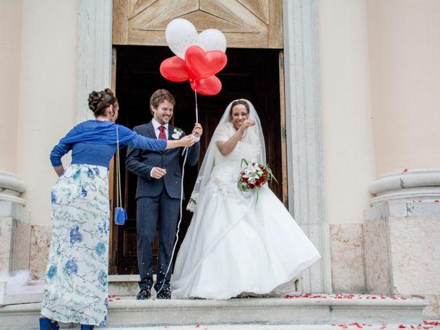 Il matrimonio di Cristiano e Valentina a Tonezza del Cimone, Vicenza 115