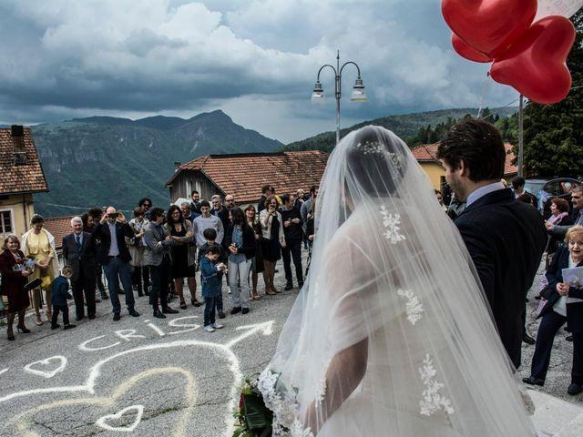 Il matrimonio di Cristiano e Valentina a Tonezza del Cimone, Vicenza 116