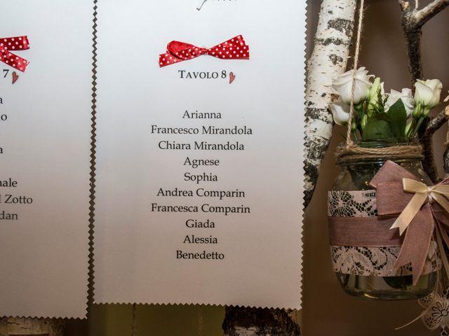 Il matrimonio di Cristiano e Valentina a Tonezza del Cimone, Vicenza 127