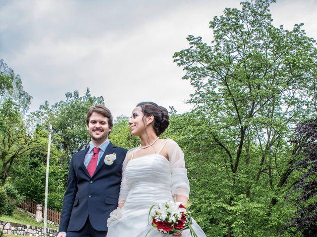 Il matrimonio di Cristiano e Valentina a Tonezza del Cimone, Vicenza 132