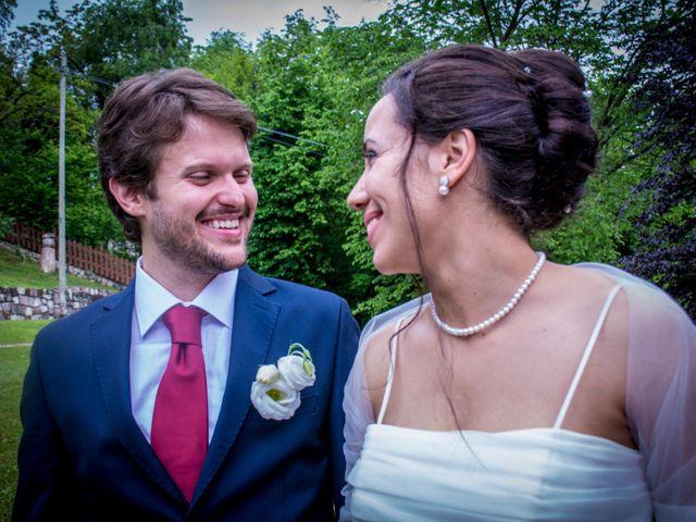 Il matrimonio di Cristiano e Valentina a Tonezza del Cimone, Vicenza 134