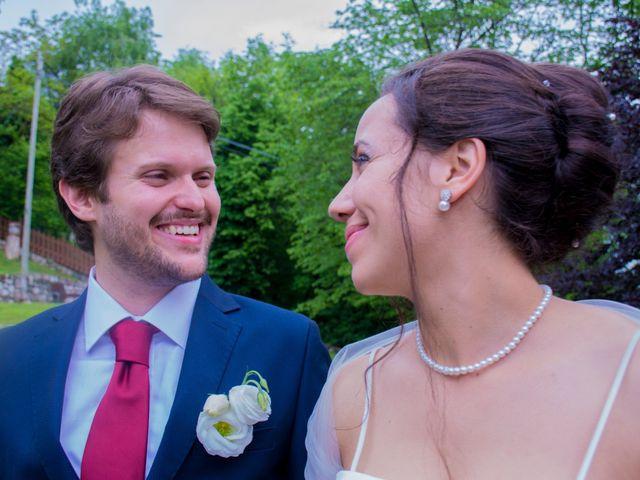 Il matrimonio di Cristiano e Valentina a Tonezza del Cimone, Vicenza 135