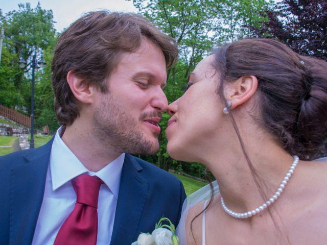 Il matrimonio di Cristiano e Valentina a Tonezza del Cimone, Vicenza 136