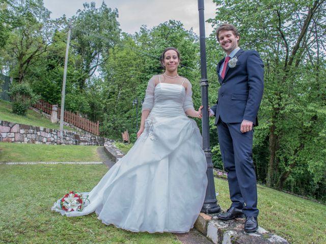 Il matrimonio di Cristiano e Valentina a Tonezza del Cimone, Vicenza 138