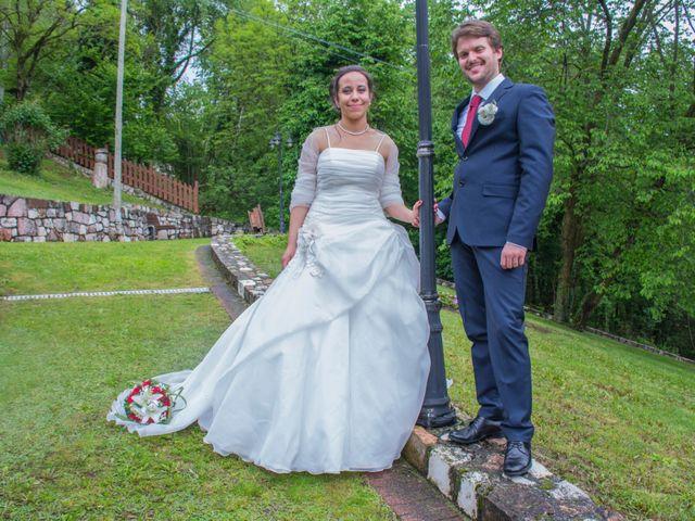 Il matrimonio di Cristiano e Valentina a Tonezza del Cimone, Vicenza 139