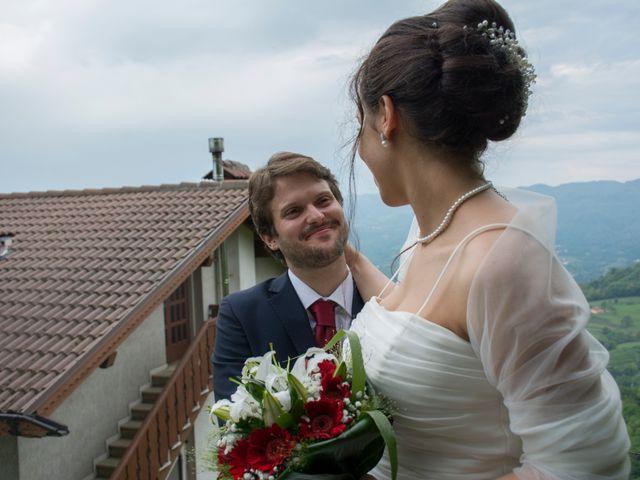 Il matrimonio di Cristiano e Valentina a Tonezza del Cimone, Vicenza 152
