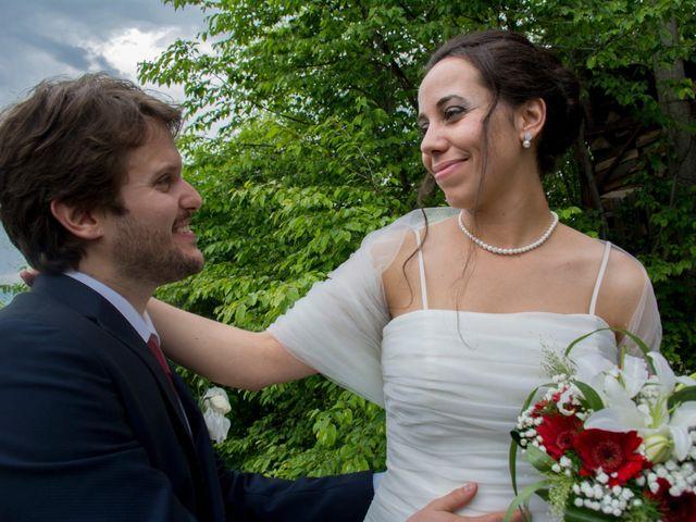 Il matrimonio di Cristiano e Valentina a Tonezza del Cimone, Vicenza 154