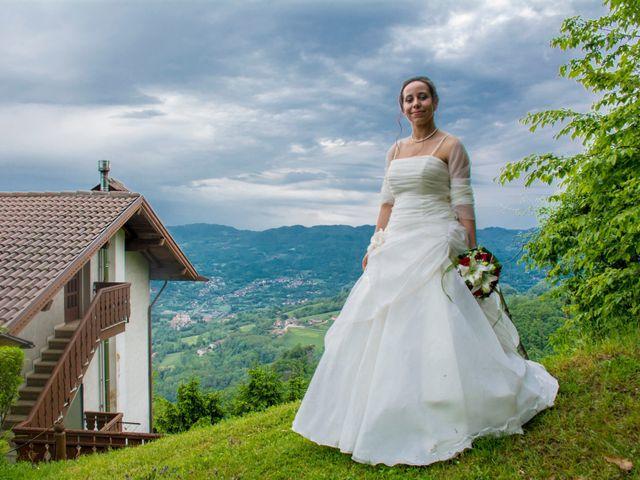 Il matrimonio di Cristiano e Valentina a Tonezza del Cimone, Vicenza 156