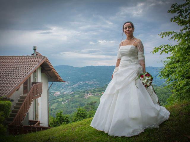 Il matrimonio di Cristiano e Valentina a Tonezza del Cimone, Vicenza 157