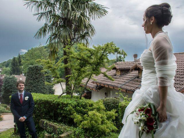 Il matrimonio di Cristiano e Valentina a Tonezza del Cimone, Vicenza 159