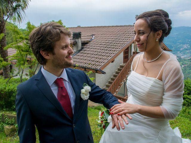 Il matrimonio di Cristiano e Valentina a Tonezza del Cimone, Vicenza 163