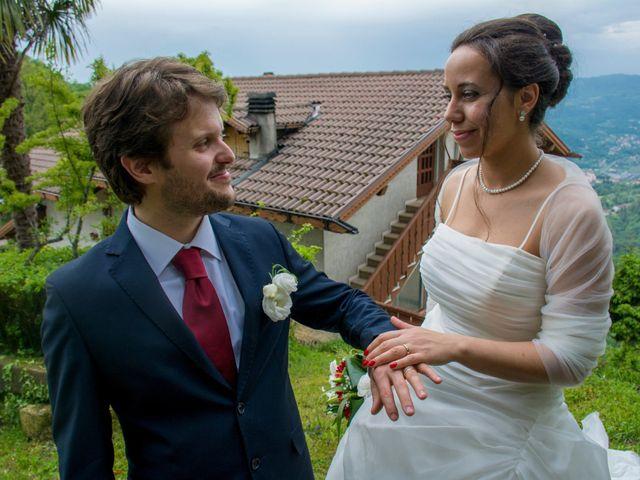Il matrimonio di Cristiano e Valentina a Tonezza del Cimone, Vicenza 164