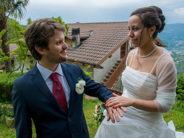 Il matrimonio di Cristiano e Valentina a Tonezza del Cimone, Vicenza 165