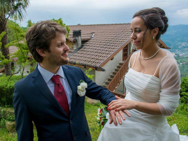 Il matrimonio di Cristiano e Valentina a Tonezza del Cimone, Vicenza 166