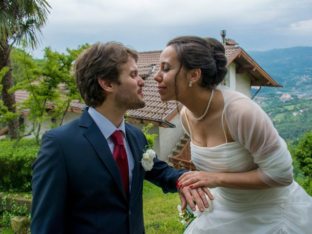 Il matrimonio di Cristiano e Valentina a Tonezza del Cimone, Vicenza 167